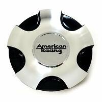 American Racing Gloss Black Wheel Center Hub Cap 4/5Lug AR919 Estrella 2