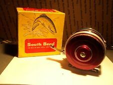 Vintage Fly Fishing Reel South Bend OREN-O-MATIC 1140 With Original Box