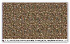 Peddinghaus 2216 1/48 SS Camouflage Fabric PANZER UNIFORMS Erbsentarn