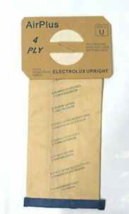 100 Bags for Electrolux Upright Vacuum Cleaner STYLE U