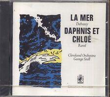 DEBUSSY - La mer - RAVEL - Daphnis et Chloe - SZELL CD 1988 SIGILLATO SEALED