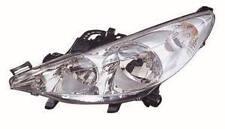 Peugeot 207 Headlight Unit Passenger's Side Headlamp Unit 2006-2012
