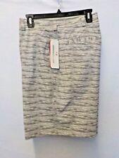 Men's Size 40 Grand Slam Gray Space Dye 360 Motion Golf Shorts Nwt #8533