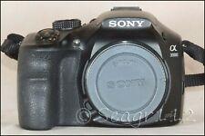 Sony Alpha a3000 20.1MP Digital Camera - Body Only - Near Mint, Low Clicks