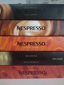 Nespresso Vertuo Capsules - Full Range Selection pack. 30 x Capsules - 99p NR
