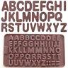 Moule à glace Cookies lettre Alphabet Silicone Cake moule Fondant au chocolat