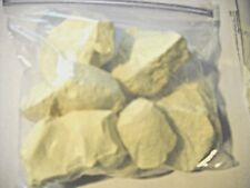 Good Earth  White kaolin clay dirt chunks. Raw, edible and crunchy white clay