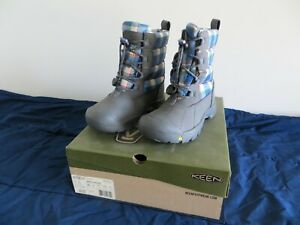 KEEN YOUTH LOVELAND BOOTS WATERPROOF & INSULATED  AWESOME!!  NEW!!