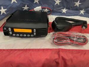 Kenwood TK-5820 UHF FM Analog & P25 Digital Mobile Radio