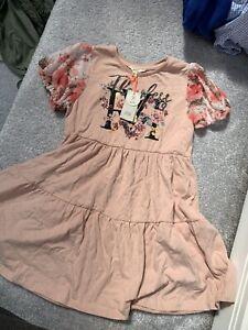 Girls River Island Dress Age 4-5 Years
