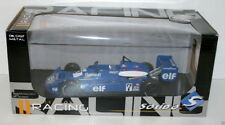 Véhicules miniatures bleus Solido moulé sous pression