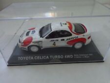 Coche de automodelismo y aeromodelismo Toyota escala 1:43