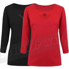 Festliche Damenblusen, - tops & -shirts aus Polyester in Größe XL