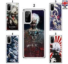 Tokyo Ghoul Kaneki caso para Samsung Galaxy S10 Lite S20 A10 A40 A41 A51 A21s