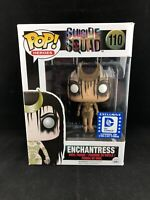 Dc Heroes Suicide Squad Enchantress Legion Of Collectors Funko Pop Exclusive