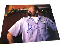 Michael Epps Signed 8x10 Security Photo Autographed AUTO