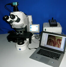 Zeiss Axio Imager M1 Trinoc  Automated Microscope