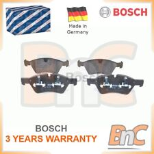 BOSCH FRONT DISC BRAKE PAD SET MERCEDES-BENZ OEM 0986494165 1644201820