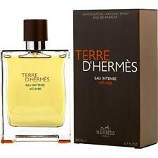 Hermes Terre D'Hermes Eau Intense Vetiver For Men EDP Spray Terre D'hermes Ea...