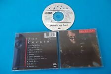 "JOE COCKER  "" UNCHAIN MY HEART  "" CD 1987 CAPITOL RECORDS NUOVO"
