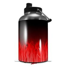Skin Wrap for RTIC 1 Gallon Jug Fire Red JUG NOT INCLUDED