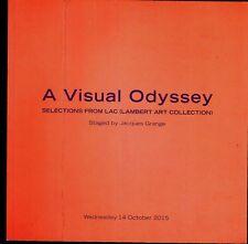 Christie's de Pury A Visual Odyssey October 14 2005 LAC Jacques Grange