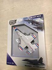 Denver Diecast F16 Navy Fighter Jet