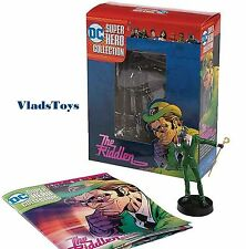 Eaglemoss DC Comic Superhero w/New Box Riddler Figurine #28 w/booklet
