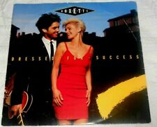 "ROXETTE DRESSED FOR SUCCESS / THE VOICE SWEDEN PS 7"" 1988"