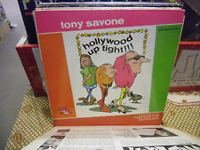 Tony Savone Hollywood Up Tight vinyl LP LAFF Records EX