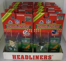 Vintage NFL FOOTBALL HEADLINER PLAYERS 1998 Collection Memorabilia Lot of 24 New