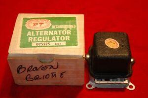 1964 1119511 - D633 3L DATED VOLTAGE REGULATOR PONTIAC - LEMANS GTO REBUILT