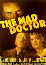 The Mad Doctor (1941)- Basil Rathbone