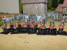 SYW RUSSIAN MUSKETEERS PRO PAINTED BY EYE 28MM FOUNDRY MINIATURES