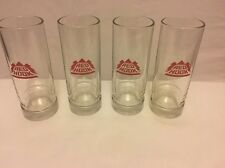 Lot 4 Red Hook Brewery Tall Beer Glass