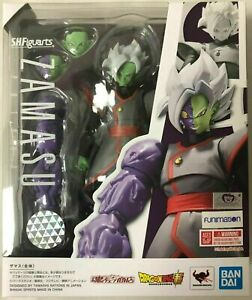S.H. Figuarts Zamasu Potara Action Figure Dragon Ball Super Bandai