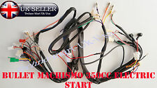 ROYAL ENFIELD BULLET MACHISMO 350cc ELECTRIC START MAIN WIRING HARNESS 510271/B