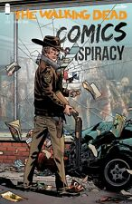 WALKING DEAD #1 15th Anniversary COMICS CONSPIRACY Variant Limited 500 Copies