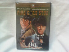 Five Card Stud (DVD, 2002) - BRAND NEW! FACTORY SEALED!