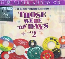 THOSE WERE THE DAYS 2 - VARIOUS ARTISTS (SACD)