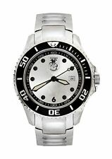NRL St George Dragons All Stainless Steel Gents Watch FREE SHIPPING