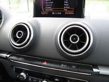 AUDI a3 8v q2 ga aluringe ALU ARIA ugello QUATTRO S-Line Cabrio SPORT BACK s3 rs3