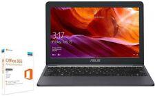 "ASUS E203MA 11.6"" Laptop - Intel® Celeron™ N4000 64 GB eMMC, 4GB Ram Grey"