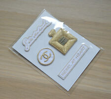 just arrived! NEW 2019 VIP gift set of Chanel Gabrielle textile stickers NEW