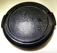 Tokina 52mm Lens Front Cap Made in Japan Genuine RMC II AT-X SD Pro Free Shippin