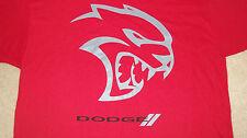 DODGE Challenger SRT DEMON T-Shirt XL Hellcat Viper Ram Muscle Car Racing Mopar
