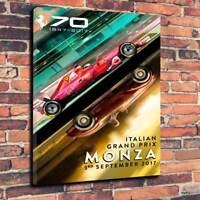 "F1 Japanese Grand Prix Suzuka Printed Canvas Picture A1.30/""x20/""30mm Deep Formula"
