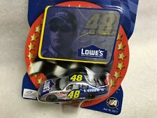 1:64 Jimmie Johnson #48 Rookie NASCAR Die-cast distributor exclusive Edition