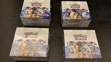 Pokemon XY EVOLUTIONS DISPLAY / BOOSTER BOX / PROXY / SEALED / NEW / ENGLISH