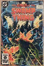 Saga Of The Swamp Thing #20 - Jan1984 Dc Comics - Alan Moore 1st issue! Yeates